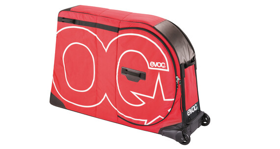 Evoc Bike Travel Bag-280L red outline